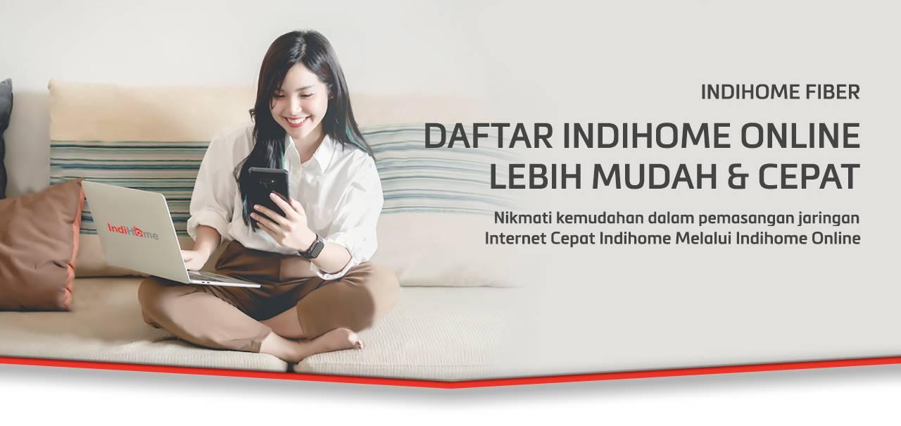 banner indihome fiber online optimize
